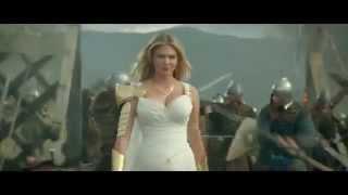 Game of War  Live Action Trailer Commercial ft  Kate Upton
