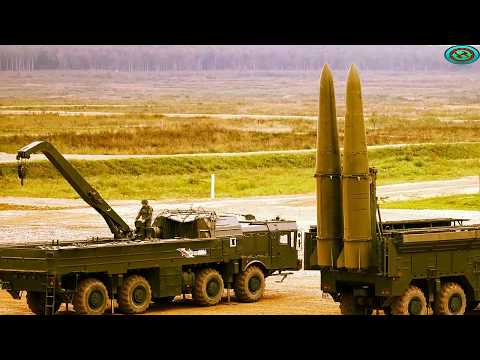 Russia's Deadly Iskander M missile
