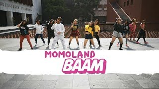 [KPOP IN PUBLIC MEXICO] MOMOLAND (모모랜드) - BAAM (배앰) Dance Cover By K-Over's [K-Over's 1st Auditions]