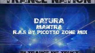 Datura - Mantra (R.A.F. by Picotto Mix) (1996)