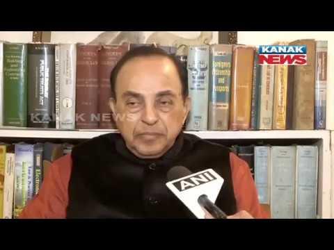 Subramanian Swamy Hits Back At Rahul Gandhi Over Rafale Deal