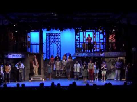 Alabanza and Everything I Know In The Heights Musical 2013