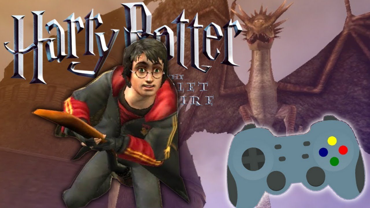 LIVE GAMING HARRY POTTER 4 (#4)