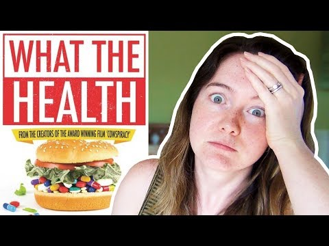 A DIETITIAN'S Thoughts on What The Health Vegan Documentary