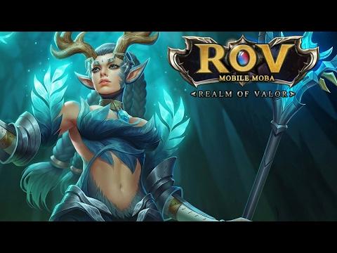 Garena RoV รีวิว Pena (ปีน่า) ฮีโร่ใหม่ สายซัพพอร์ต ตัวที่ 2 ของเกม ใครสายนี้ ยกมือ !!