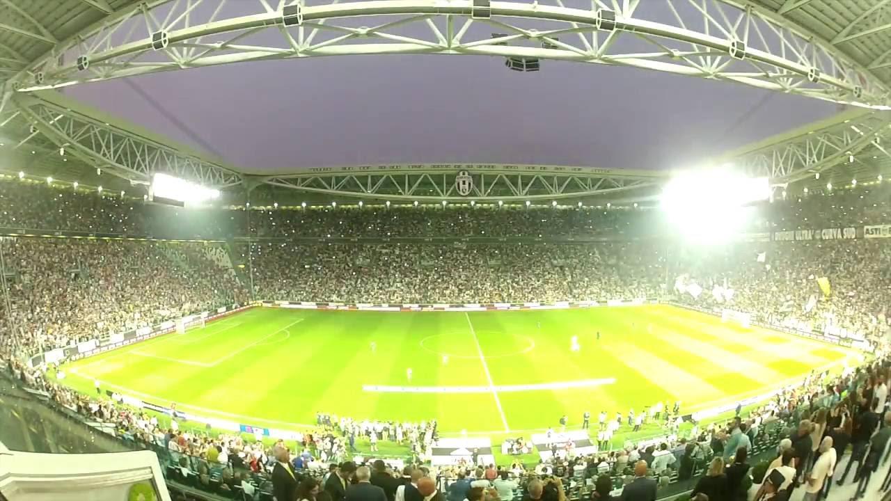 Juventus Stadium Kicks Off Season In Style Che