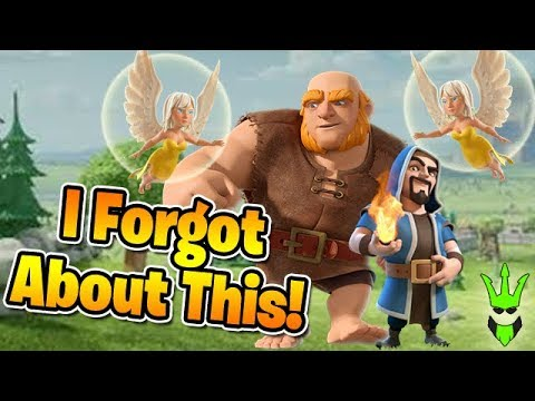 I Forgot About this Strategy! - TH8 Healed GiWiz Farming - Clash of Clans - How to Farm Walls