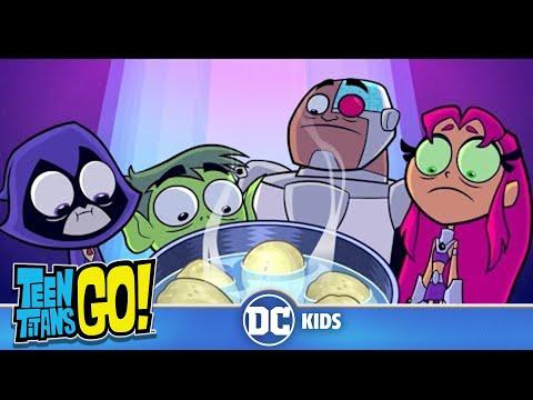 Teen Titans Go! En Latino | ¡Esa vida picante! | DC Kids