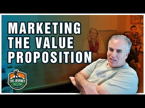 Marketing the Value Proposition, The Journey, Episode 15, Season 2