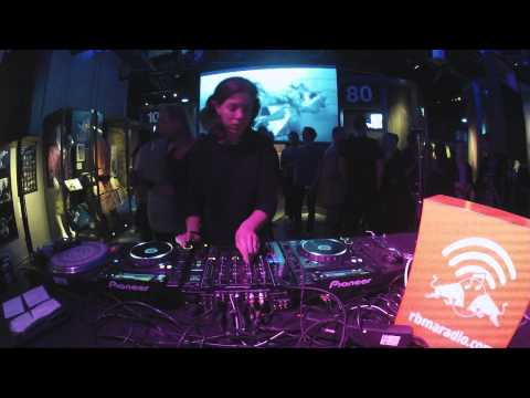 Nadja Chatti Boiler Room Stockholm x Red Bull Music Academy DJ Set