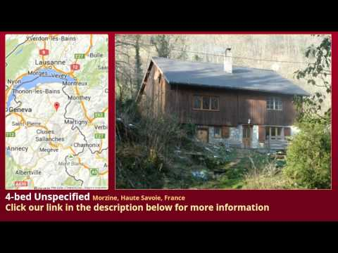 4-bed Unspecified for Sale in Morzine, Haute Savoie, France on frenchlife.biz