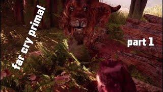 Mόνο οι δυνατοί θα επιβιώσουν(Far cry primal  part 1)