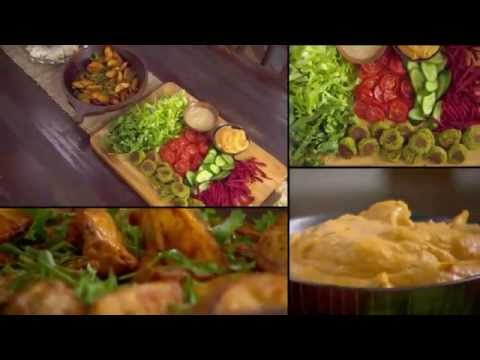 """Cook:30 - """"Turkish Falafel Wraps"""" - Ep 25"""