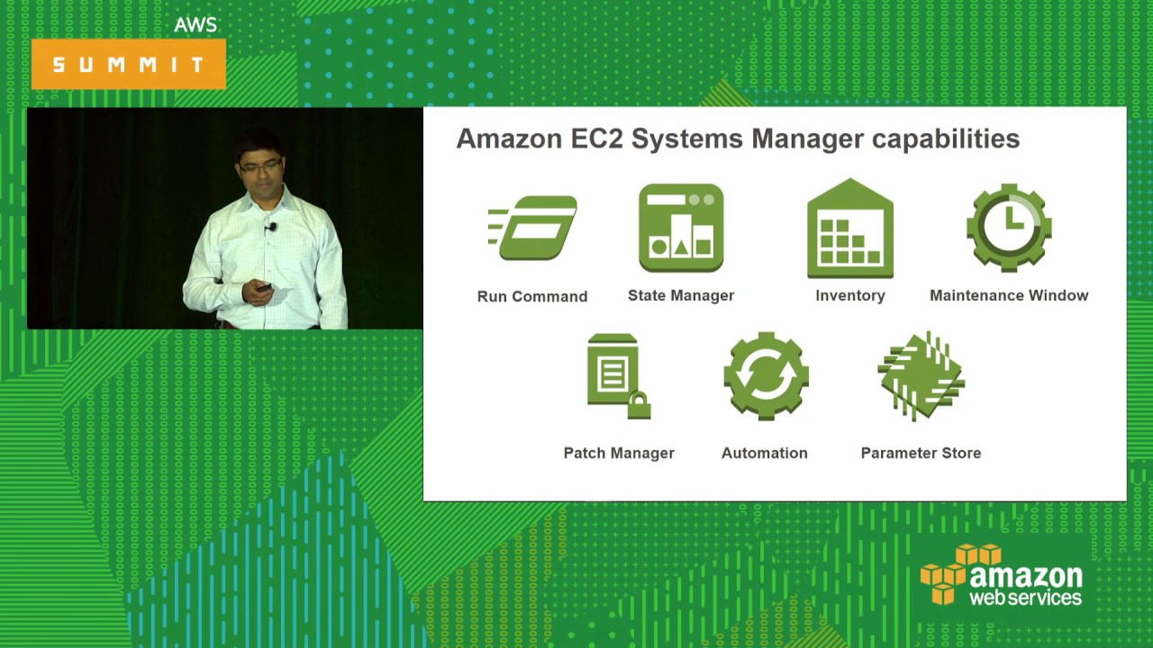 AWS EC2 Simple Systems Manager Reference - The IT Hollow