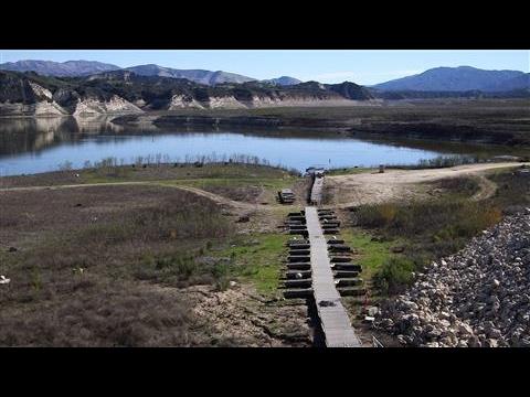 Santa Barbara Remains in Drought as California Emerges
