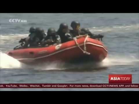 Pivot to Asia - Philippines, Japan hold post arbitration drills 14Jul16