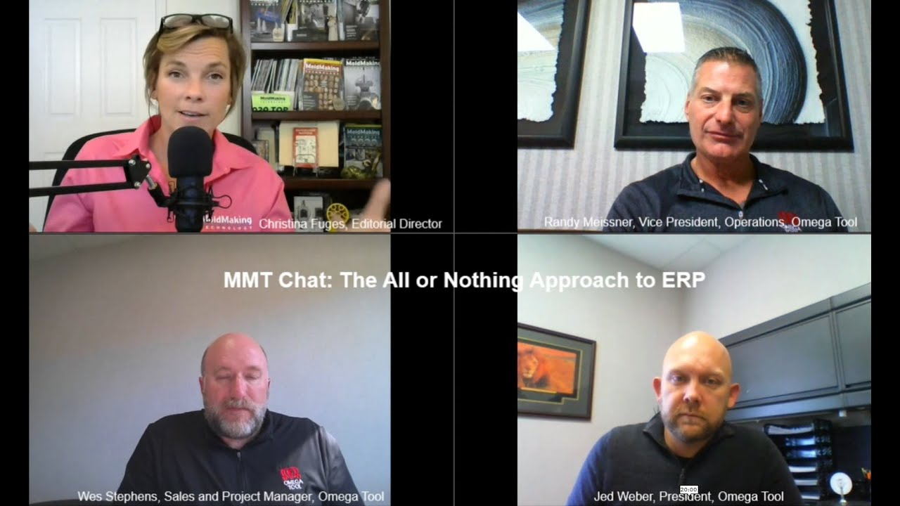 MMT Chats: The All or Nothing Approach to ERP