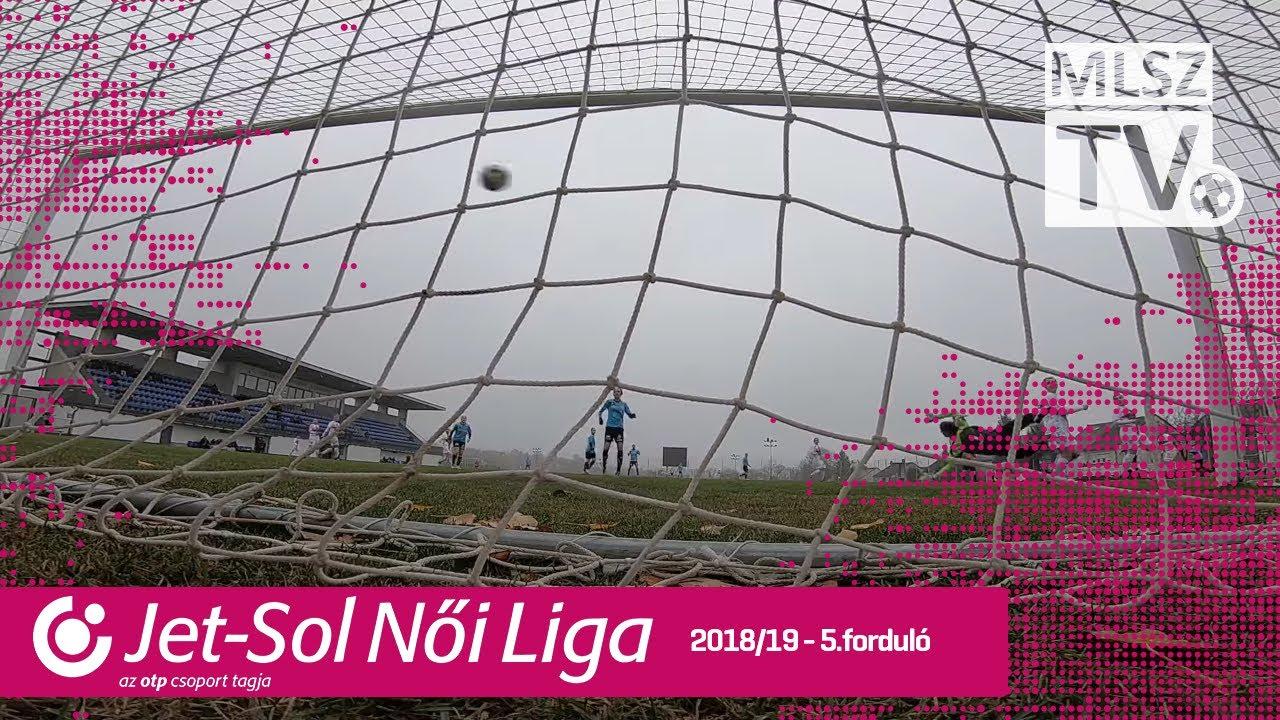 MLE - ASTRA-ALEF HFC | 0-1 | JET-SOL Liga | 5. forduló | MLSZTV