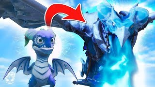 HOW TO TRAIN YOUR DRAGON IN FORTNITE! - A Fortnite Short Film