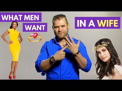 10 Things Men Secretly Want in a Wife | James M Sama