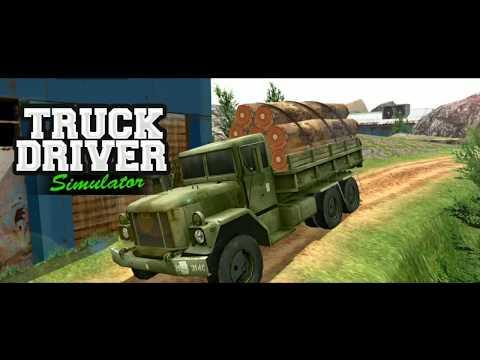 Truck Driver Simulator - New Game