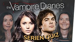 Wie gut kennst du THE VAMPIRE DIARIES? | Das interaktive SERIEN QUIZ (deutsch)