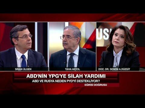 ABD ve Rusya neden PYD'yi destekliyor? - Eğrisi Doğrusu 12 Mayıs 2017 Cuma