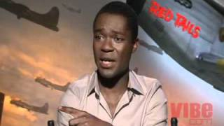 Terrence Howard and David Oyelowo talk to VIBE about their new movie Red Tails