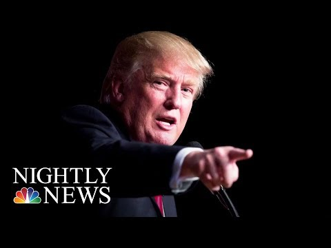 President Donald Trump Official Calls Russia Evidence 'Incontrovertible'   NBC Nightly News