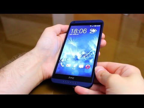 HTC Desire 816 - recenzja, Mobzilla odc. 155