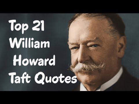 a biography of william howard taft the 27th president of the united states William howard taft (september 15, 1857 – march 8, 1930) was the 27th president of the united states and later the 10th chief justice of the united states.