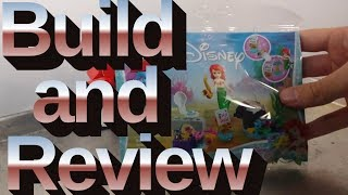 Baixar Lego Ariel's Underwater Symphony | Build and Review 30552 (2018)