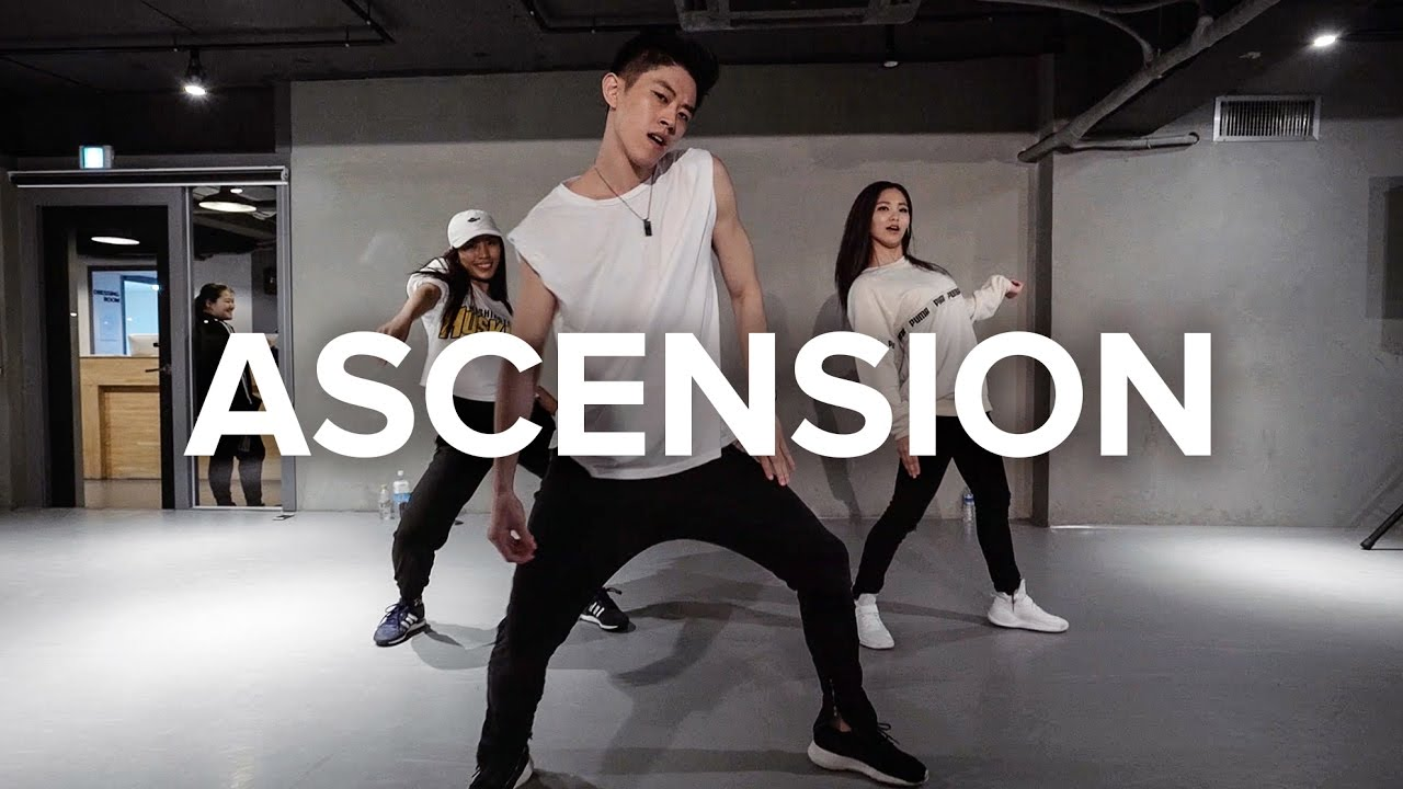 Ascension - Maxwell/ Bongyoung Park Choreography - YouTube