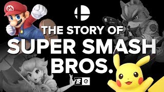 The Story of Super Smash Bros.