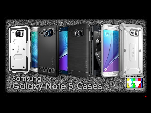 Galaxy Note 5 Cases