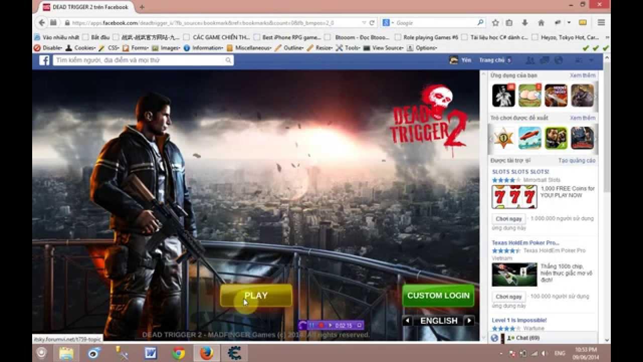 Hack dead trigger 2 facebook youtube hack dead trigger 2 facebook malvernweather Images