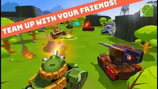 Tank Party - Android Gameplay FHD