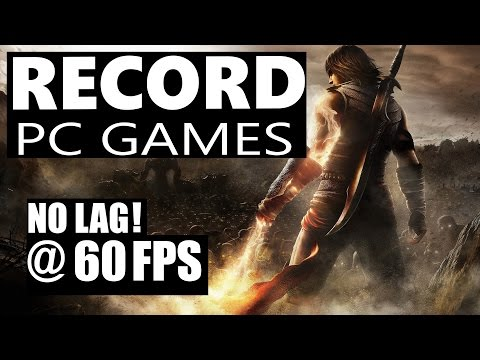 How To Record Your Computer Screen For Recording Games @ 60 FPS | Windows 10 2016 | Shadowplay