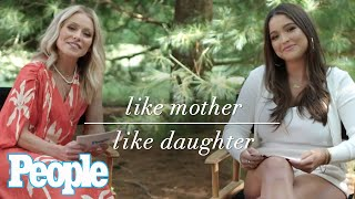 Like Mother, Like Daughter: Kelly Ripa And Lola Consuelos