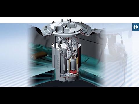 Как поменять топливный насос на опель астра h