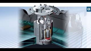 Замена наружнего топливного фильтра