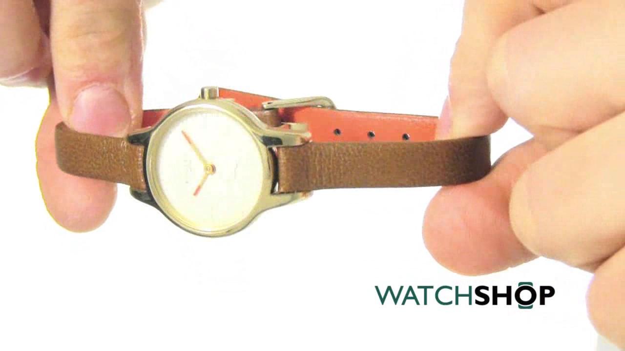 5677a6519 Radley Ladies' Wimbledon Watch (RY2410) - YouTube