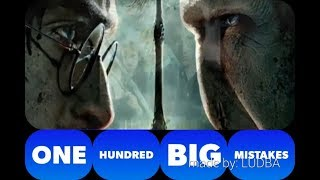 harry potter 100 big mistakes part 5 | Harry potter novel series, harry potter movies, harry potter