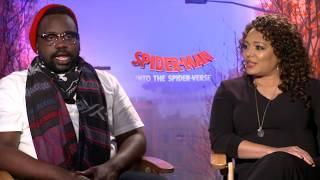 Brian Tyree Henry & Luna Lauren Velez - SPIDER-MAN: INTO THE SPIDER-VERSE