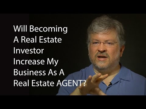 how to make money being a real estate agent