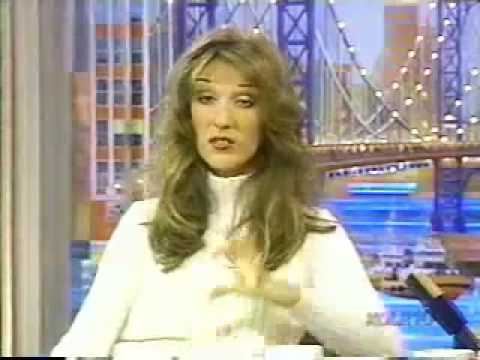 Celine Dion - Rosie o'donnell 1998