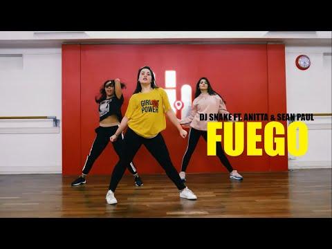 FUEGO 🔥 - Dj Snake ft. Anitta & Sean Paul // Choreography by Matias Goiriz