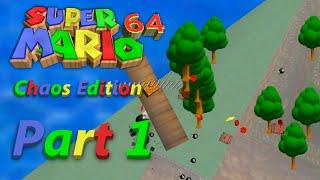 Super Mario 64: Chaos Edition (Part 1)