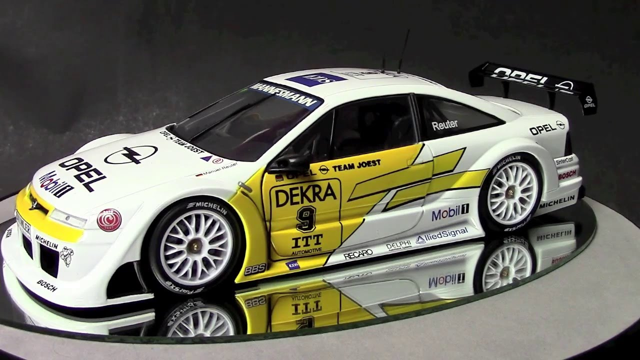1 18 opel calibra dtm racecar by ut models review youtube. Black Bedroom Furniture Sets. Home Design Ideas