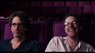The Coen Brothers and Guillermo del Toro on INSIDE LLEWYN DAVIS